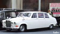 Miniature : 1/43ème - DAIMLER DS420 limousine