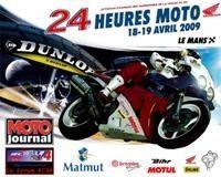 24h du Mans 2009 - RC30 : Tout un forum se mobilise…