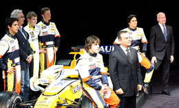 Renault F1 R28 : le lancement live