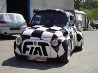 La Fiat 500 la plus rapide du monde !