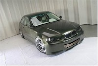 BMW Compact full tuning..