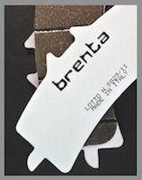 Brenta plaquettes sintérisées céramique FT5: piste only!