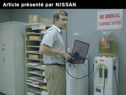 Les véhicules électriques : un nouveau type de pub télé [Rédigé par Nissan]