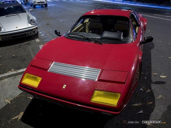 Photos du jour : Ferrari 512 BBi (Vente Artcurial)