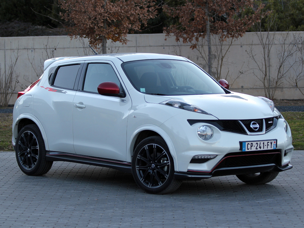 Essai vidéo - Nissan Juke Nismo : Nis-bon, Nis-mauvais