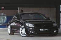La Mercedes CL by Brabus, une arme lourde