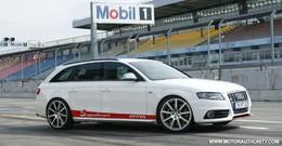 MTM, premier sur la nouvelle Audi S4 Avant