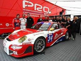 Sébastien Loeb et Dani Sordo en International Open GT sur une Porsche à Barcelone!