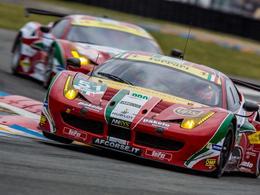 Ferrari de retour au Mans?
