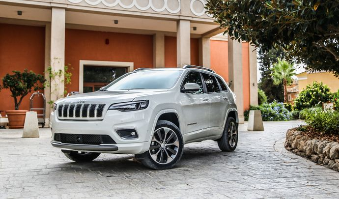 Essai vidéo - Jeep Cherokee restylé : manières de Yankee