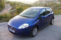 "Fiat Grande Punto ""Dolvia"": confirmation d'un succès"