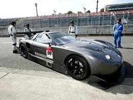 Honda teste le SREC en Super GT!
