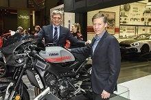 MotoGP: Yamaha et Abarth remettent ça