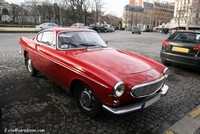 Photos du jour : Volvo P1800
