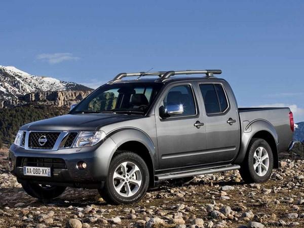 Nissan : un teaser pour le nouveau Navara