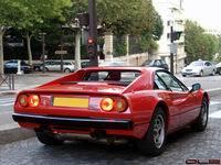 La photo du jour : Ferrari 308 QV