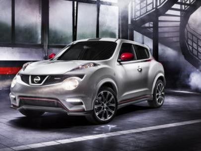La Nissan Juke Nismo RC en avance
