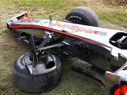 F1 GP du Japon - Libres 1 & 2 : Les Red Bull cassent la baraque, Hamilton casse sa McLaren