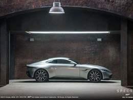 La DB10 de James Bond aux enchères mais pas que !