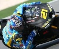 Moto GP: Hopkins, chiffon mais presque bon