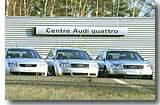 Audi inaugure un nouveau centre de conduite