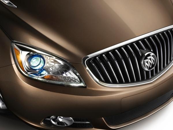 Future Buick Verano, Astra de luxe
