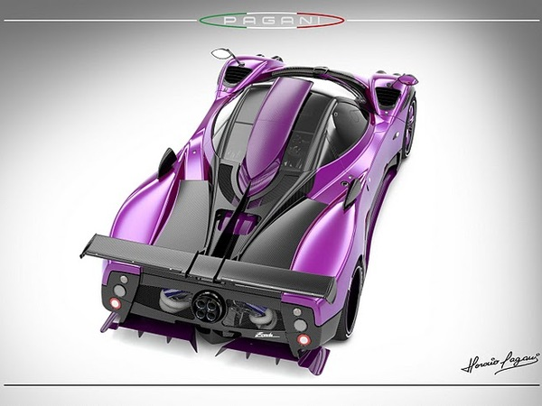 Pagani Zonda 750 : one-off forcément