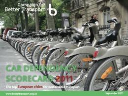 Rome classée ville européenne la plus dépendante de la voiture