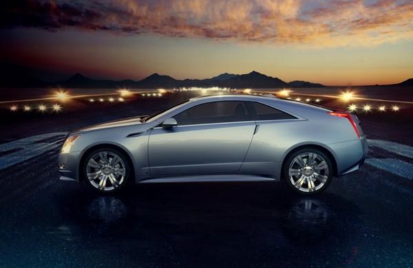 Cadillac CTS-V Coupé: c'est oui!