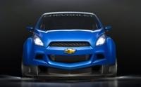 Chevrolet WTCC Ultra Concept : au mondial de Paris !