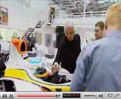 Lancement Renault F1 R28 en vidéos