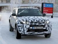 Land Rover - Le futur Freelander de sortie