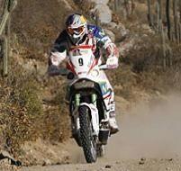 Dakar 2010 : 12ème étape ; et de trois pour Lopez !