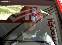 Simon Jean-Joseph, VRP itinérant pour Citroën en 2008