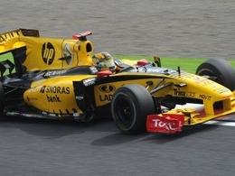 Kubica se place dans le top trois