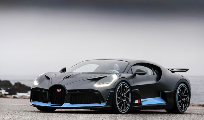 Bugatti Divo: l'Auto plus-plus-plus ! (présentation vidéo)