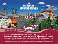 Mondial du deux-roues 2007 : entre technologies écolos et opération vélo demain !