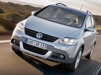 VW CrossGolf. petite randonneuse