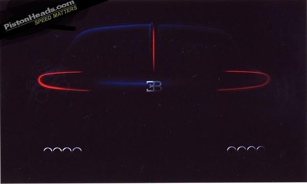 """Future Bugatti """"Bordeaux"""" : pas un hoax !"""