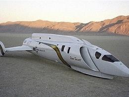 Achetez le prototype de Steve Fossett et battez un record de vitesse avec