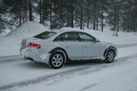 Audi A4 Allroad: berline comprise