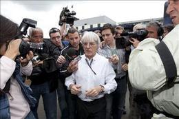 """CVC Partners : """"Ecclestone a beaucoup de chance d'être encore en poste !"""""""