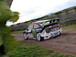 [vidéos] WRC Rallye de France : le chemin de croix de Ken Block