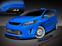 Sema Show 2010 : Ford envoie une Fiesta de 350 ch (entre autres)