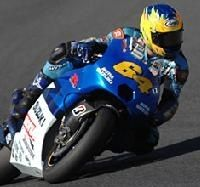 Moto GP: Kosuke Akiyoshi, l'autre pilote Suzuki