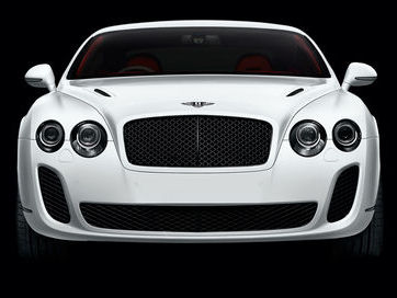 Une Bentley Continental GT2 en 2012!