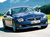 GT3: Bientôt une BMW Série 6 Alpina?