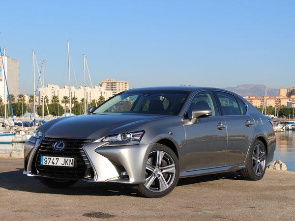 Lexus GS restylée : en avant-première, les photos de l'essai