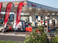 Total offre le plein de carburant pour le personnel soignant