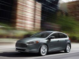La Ford Focus électrique ne se vend pas aux Etats-Unis